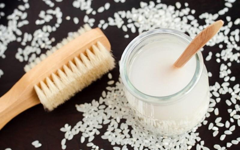 Nước vo gạo có thể loại bỏ vi khuẩn gây mùi trong miệng