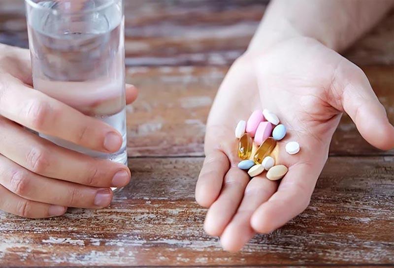 Sử dụng thuốc Tây để điều trị bệnh cho kết quả nhanh chóng