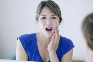 ê buốt răng khi mang thai