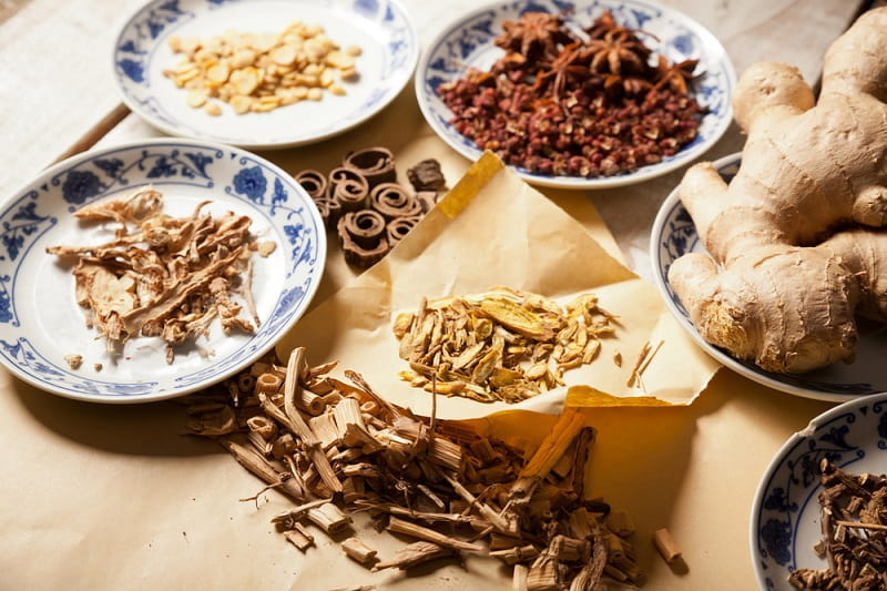 Những bài thuốc Đông y kết hợp 100% từ thảo dược tự nhiên, rất an toàn