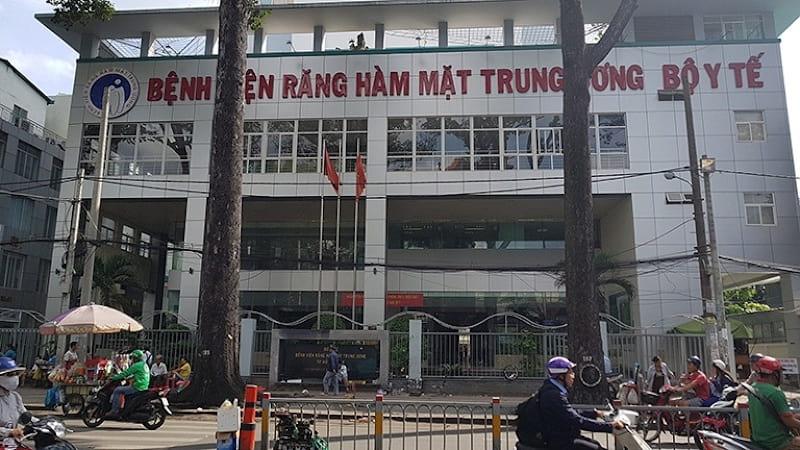 Bệnh viện Răng Hàm Mặt TW Hà Nội có thăm khám bằng bảo hiểm y tế