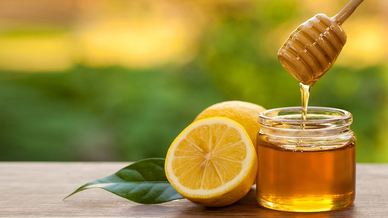 Mật ong có tính kháng khuẩn rất tốt.