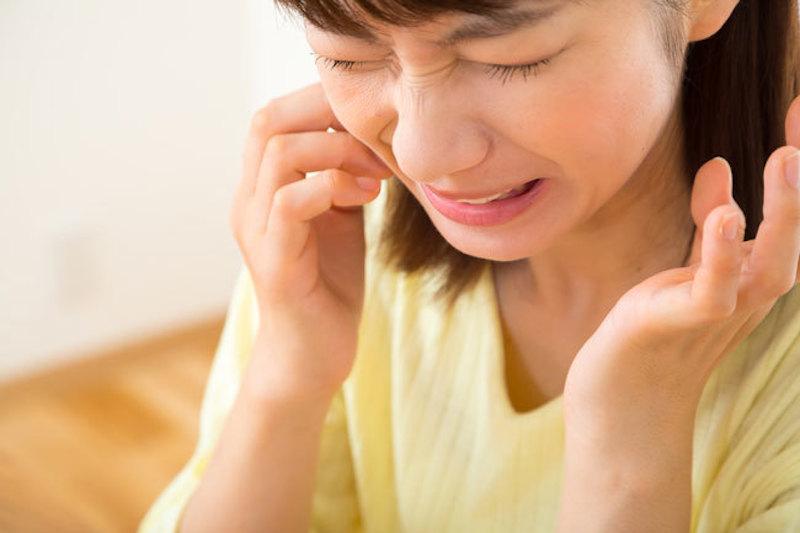 Khung xương hàm bị tác động trong suốt quá trình sẽ khiến tuổi thọ và sức khỏe cung hàm yếu đi