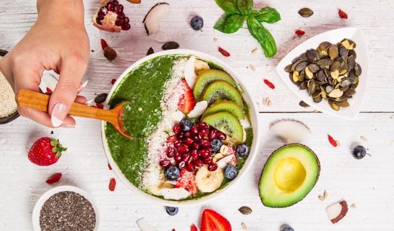 Đồ ăn mềm, dễ nuốt và giàu vitamin sẽ phù hợp với bạn
