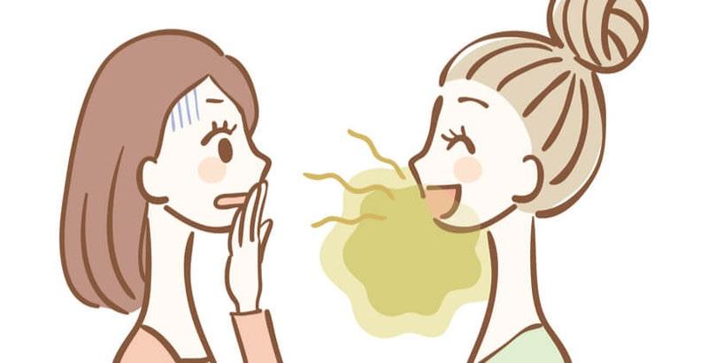 Hôi miệng làm ảnh hưởng tới tâm lý người bệnh