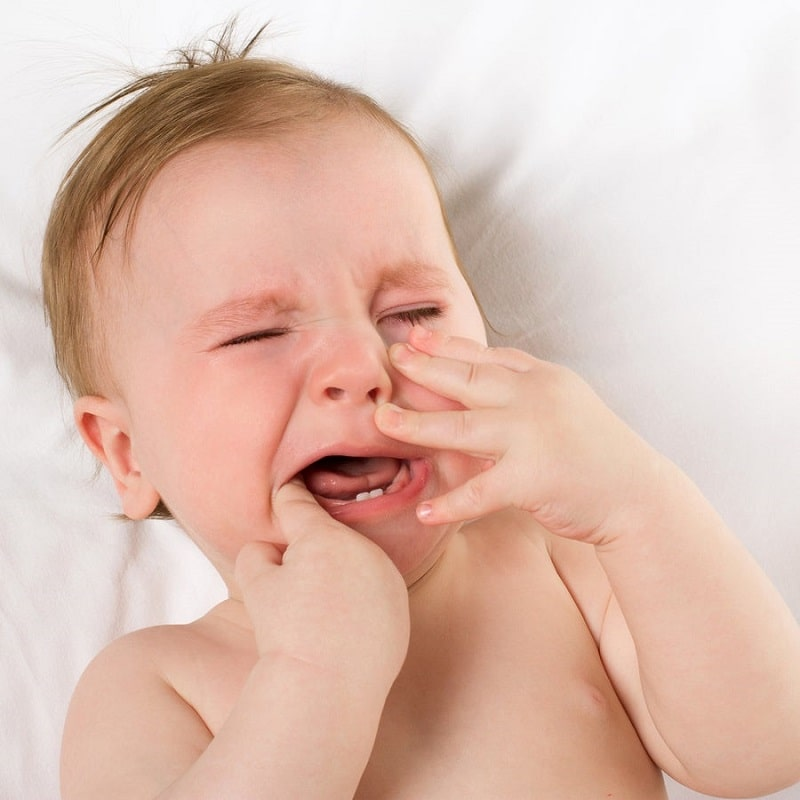Trẻ chậm mọc răng khiến nhiều cha mẹ cảm thấy rất lo lắng