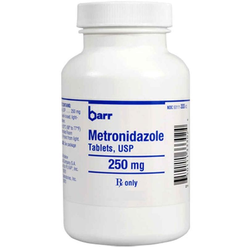 Metronidazol là thuốc kháng sinh được sử dụng để điều trị các bệnh nhiễm trùng