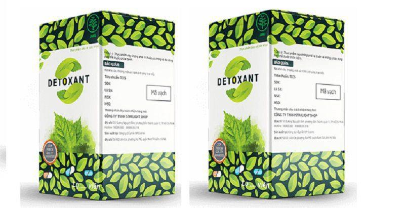 Hình ảnh thuốc Detoxant