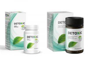 Các dòng sản phẩm Detoxic trên thị trường