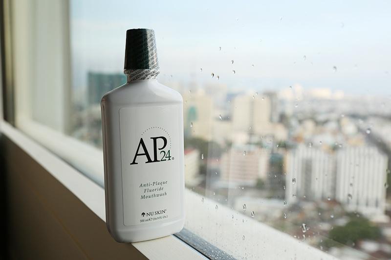 Hình ảnh nước xúc miệng AP-24 Anti-Plaque Fluoride Mouthwash của Nuskin