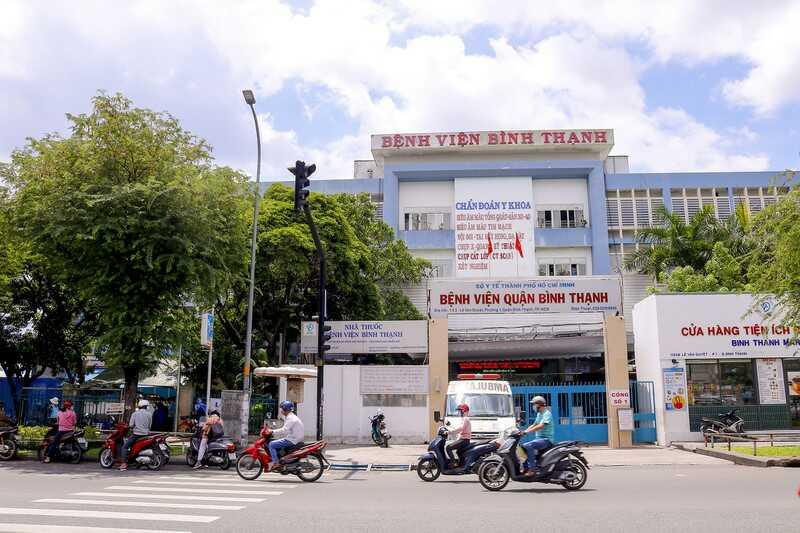 Khoa Liên Chuyên Khoa Bệnh viện Bình Thạnh là địa chỉ khám răng hàm mặt uy tín tại TPHCM