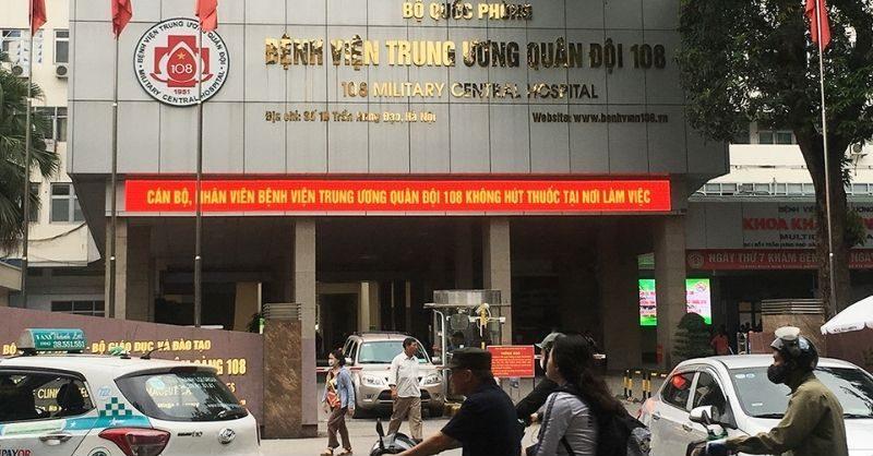 Bệnh viện Quân Đội 108 là địa chỉ phục hình răng uy tín